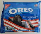 NEW Nabisco Oreo Team USA with Red, White, and Blue Popping Candy Creme Cookies