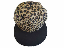 Victoria's Secret PINK Leopard print Adjustable Hat Cap