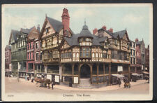 Cheshire Postcard - Chester - The Rows   RS9127