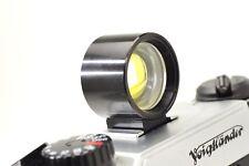Viseur pour télémètre Bessa Leica Voigtlander Multifinder Helios MK2