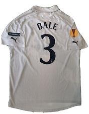 Tottenham Hotspur 2011-12 Europa League Home Shirt BALE #3 XXL 2XL Spurs Wales