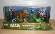 Disney Store 6 X PVC Figures THE GOOD DINOSAUR Figurine PlaySet - PIXAR - NEW