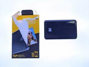 Kodak Mini 2 HD Wireless Mobile Instant Photo Printer (KODMP2B)
