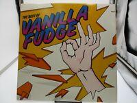 The Best Of  VANILLA FUDGE original ATCO 90006-1 1982 VG+ cover VG+