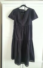 F&F 100% Cotton Embroidered Buffet Dress Size 14 Current