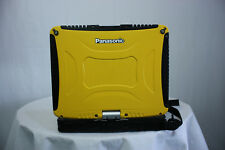 Yellow Panasonic Toughbook CF-19 MK3 Core Duo 2GB 160GB Windows7 TABLET GRADE B+
