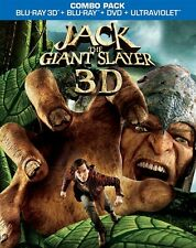 Jack the Giant Slayer 3D (3D Blu-ray + Blu-ray + DVD)