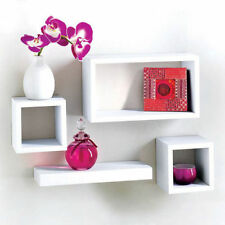 Cube Storages Furniture with 4 Shelves