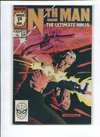 NTH MAN : THE ULTIMATE NINJA  #1 - 16 COMPLETE SET  (1989)  8.0 VF
