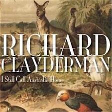 RICHARD CLAYDERMAN I Still Call Australia Home CD NEW