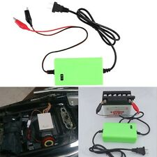 12V 2A Voltage Rechargeable Battery Power Charger 220V AC for Motorcycle #A