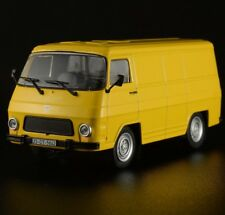 Rocar TV 12F Romanian Van Microbus Yellow Color 1:43 Scale Diecast Model Car