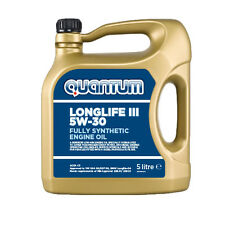 Quantum  ZGB115QLB00501 Longlife 5L Fully Synthetic Engine Oil