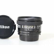 Nikon AF 2,8/20 Objektiv - Nikon AF Nikkor 20mm F/2.8 CRC Objektiv