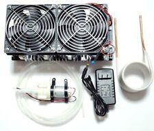 2700W ZVS Induction Heating Board Module Flyback Driver Heater + Tesla Coil +Fan