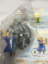 Linebeck - Legend of Zelda Phantom Hourglass - TOMY Gacha Buildable Figure