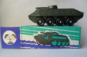 USSR Amphibian BTR, gun, armored personnel carrier russian Army toy model 9425u