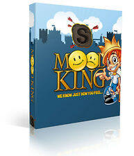 Mood King Marketing Software For Skype - Automate Your Skype Status Updates-CD