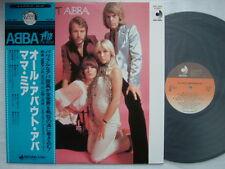 ABBA MAMA MIA / JAPAN WITH OBI