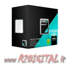 PROCESADOR AMD ATHLON II X2 260 BOX 3.2 Ghz AM3 CPU DUAL CORE con DISIPADOR
