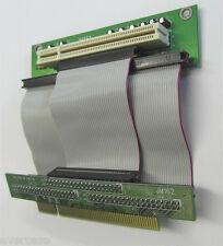 ECE1290, ATX MICRO220 MICROPCI6RIS 32bit Flexible Ribbon PCI Riser Card extender