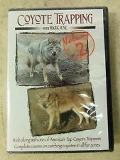 DVD-June - Coyote Trapping with Mark June VOL. 2  Traps Trapping  Duke