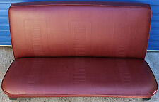 HOLDEN EH COMMERCIAL UTE/PANELVAN BENCH SEAT UPHOLSTERY