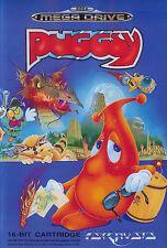 ## SEGA Mega Drive - Puggsy - TOP / MD Spiel ##