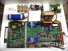 Hobart Bros Abb Huwi Abb I 120v 3a Robot Welder Power Supplyctrl Board Quantity