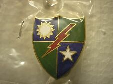ARMY HAT PIN - 75th RANGER REGIMENT CREST