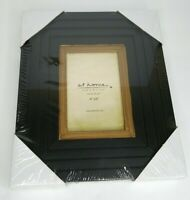 At Home America Black Gold 4 X 6 3D Picture Frame Freestanding New