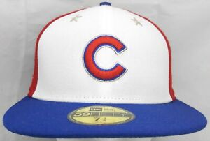 Chicago Cubs MLB New Era 59fifty 2018 All-Star Game 7&1/8 fitted cap/hat