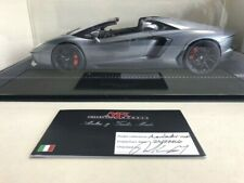 MR Collections 1:18 Scale Lamborghini Aventador Roadster LP 720-4