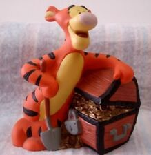Disney Winnie the Pooh Tigger Bank - Excellent Shape  Disney Collectible