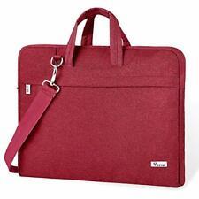 Voova 17 17.3 Inch Laptop Bag for Women Water Resistant Laptop Case Sleeve