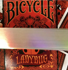 Bicycle Gilded Limited Edition Ladybug (Black) Playing Cards - LIMITED EDITION