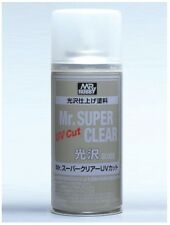 Mr. Hobby Mr. Super Clear Gloss UV Cut Spray 170ml B522 B-522 Model Kit