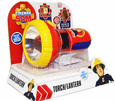 Fireman Sam Torch / Lantern with Silhouette Maker Brand New Fire Man