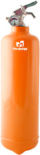 ESTINTORE DOMESTICO PORTATILE DI DESIGN ORANGE by FIRE-DESIGN