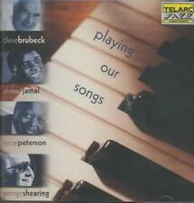 DAVE BRUBECK - PLAYING OUR SONGS NEW CD