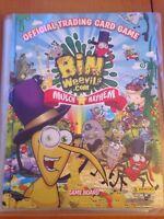Panini Bin Weevils Mulch Mayhem 150 Base Cards + 2 Limited Edition (Free Binder)