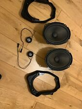BMW Mini  R55 R56 R57 LCI Rear Speaker Harman Kardon 9194842 + Tweeter + Difuser