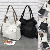 Lady Handbag Tote Purse Shoulder Bag Shopping Capacity Large Travel Bag Fashion
