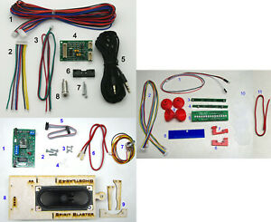 Spengler Link, Sound, HW & Lights for your Ghostbusters Proton Pack Hasbro Wand