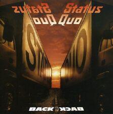 Status Quo Back To Back CD+Bonus Tracks NEW SEALED A Mess Of Blues/Ol' Rag Blues