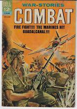 Combat (1964) #12  Dell Publishing