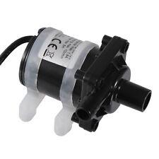 12V Tauchpumpe 600l//h Wasserpumpe Trinkwasserpumpe Wasser Pumpe 6V 8V 9V