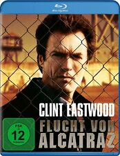 Clint Eastwood FLUCHT DE ALCATRAZ Don Siegel KNASTTHRILLER CLÁSICOS BLU-RAY