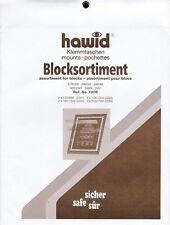 hawid  1205  Blockstreifen-Sortiment schwarz
