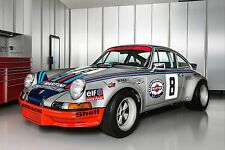Porsche 911 RSR Martini Graphics Decals Livery full set as seen in the pictures